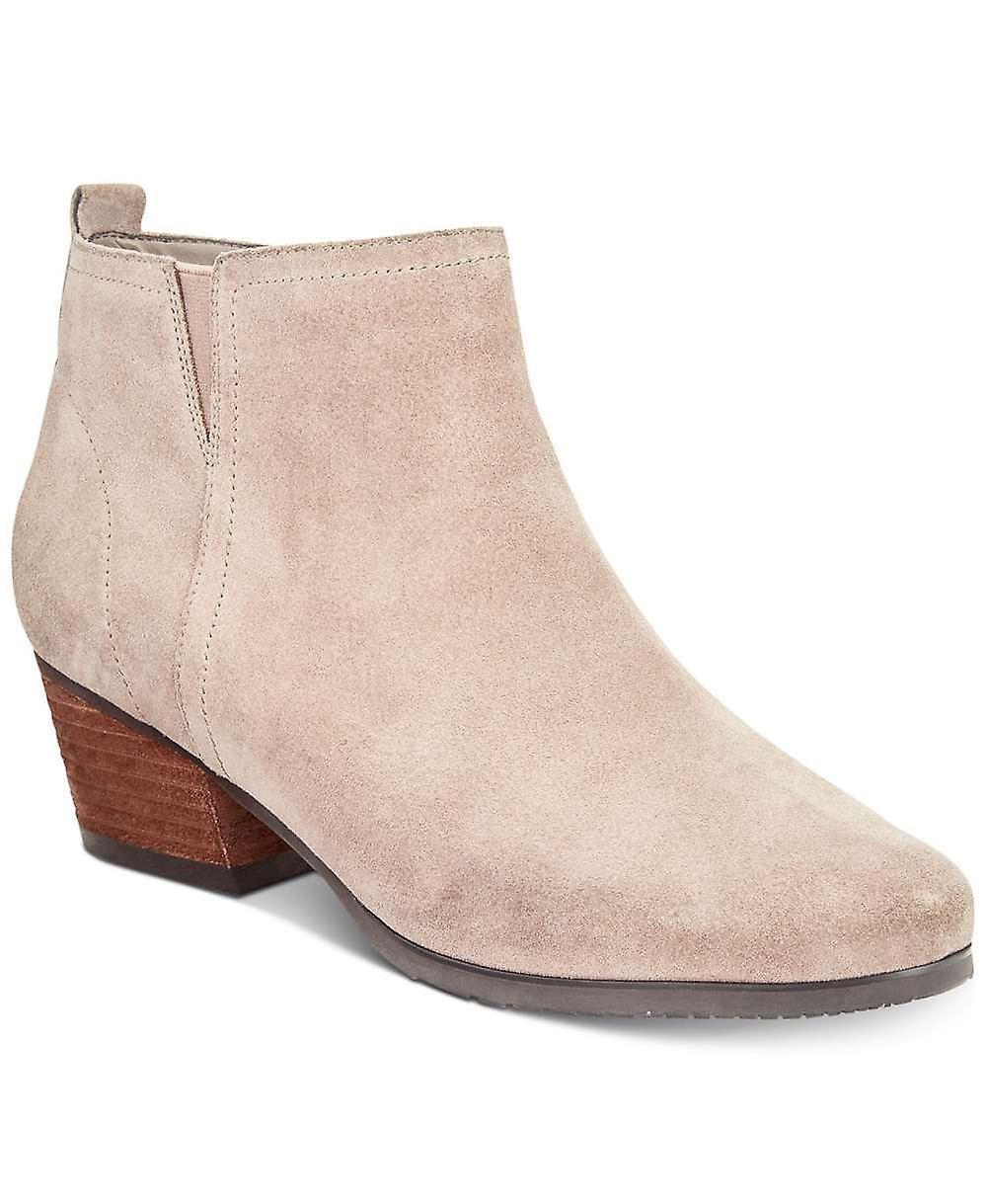 Aqua College Womens Isla Closed Toe Ankle Fashion Boots
