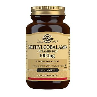 Solgar Methylcobalamin 1000mcg Nuggets 30 (1950)