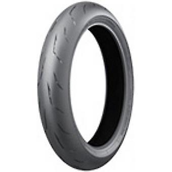 Pneus Moto Bridgestone RS 10 F Racing Street ( 120/70 ZR17 TL (58W) M/C, Roue avant )