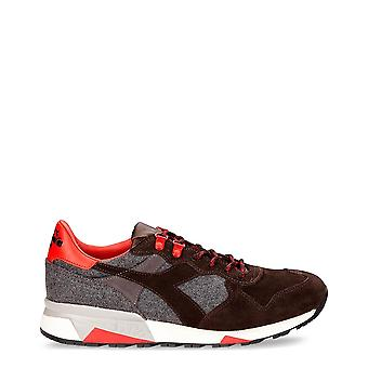 Diadora Heritage-TRIDENT_90_LODEN Brown Sneakers