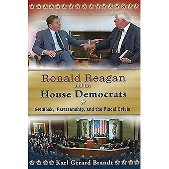 Ronald Reagan och House demokraterna: trafikkaos, partianda och finanspolitiska krisen