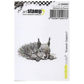Carabelle Studio Cling Stamp Small 2