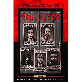 The Boys - Volume 6 - Self-Preservation Society (Limited edition) by Da