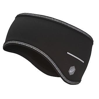 Asics Lite-Show Running Exercise Fitness Training Ear Cover Black