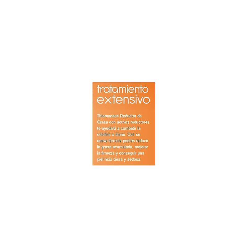 Thiomucase Fat Reducer Cr. Anticellulite 200ml.  Ref 192718
