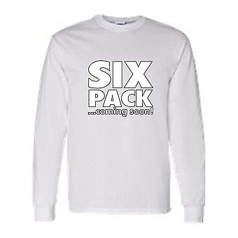 Hilarious Six Pack...Coming Soon! T-Shirt