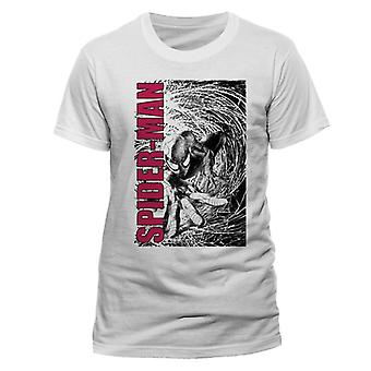 Marvel Spiderman - Camiseta Tonal