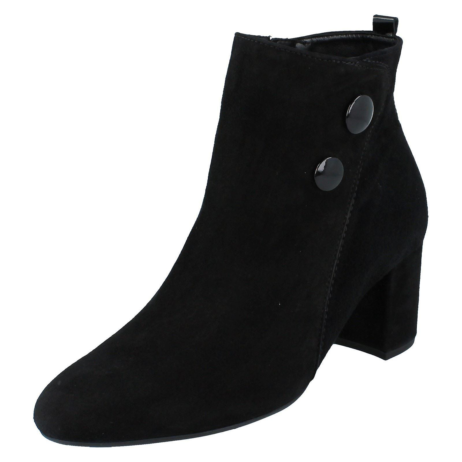 Ladies Gabor Ankle Boots 35802 TXN71