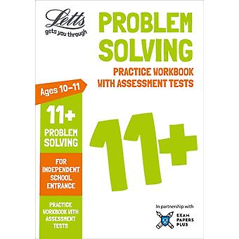 Letts 11 Problem Solving  Practice Workbook with Assessmen