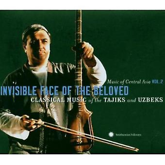 Central Asian - Central Asian: Vol. 2-Invisible Face of the Beloved: Classical Mu [CD] USA import