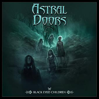 Astral Doors - Black Eyed Children [Vinyl] USA import