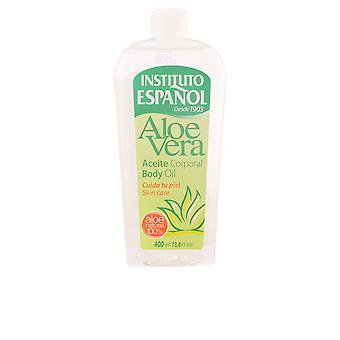 Instituto Español Aloe Vera Aceite cabo 400ml unissex