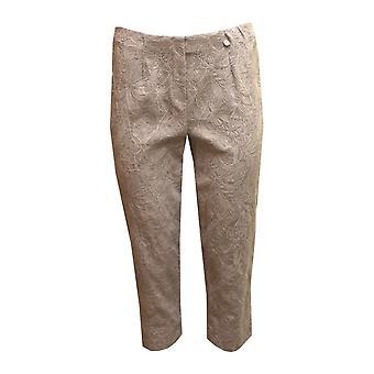 ROBELL Robell Light Taupe Trouser Marie 51576 54401 13