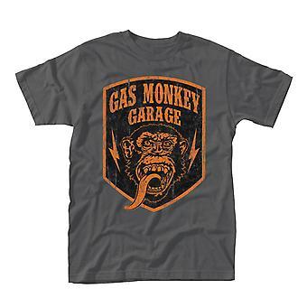 Gas Monkey Garage Shield Official T-Shirt