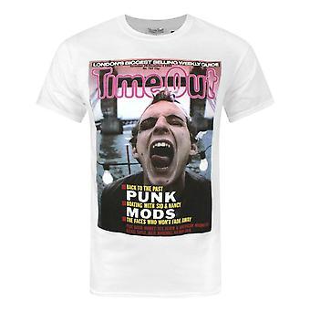 Time Out Punk Face Men's T-Shirt