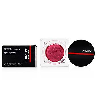 Shiseido Minimalist Whippedpowder Blush - # 02 Chiyoko (bebê Rosa) 5g/0.17oz