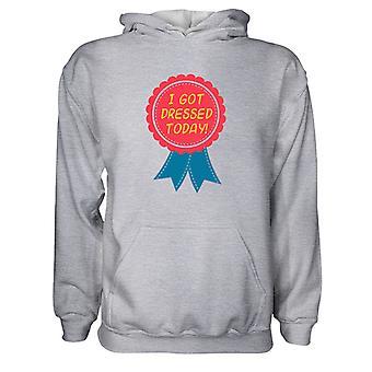 Moletom masculino capuz hoodie- Eu me vesti hoje