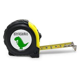 Boyfriend Dinosaur Tape Measure