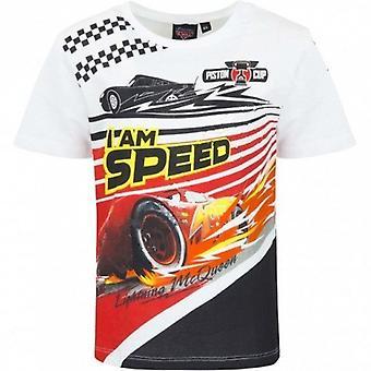 T-paita Autot, olen nopeus