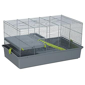 Voltrega Grey Mice Cage 252 70 x 40 x 38 Cm. (Small pets , Cages and Parks)
