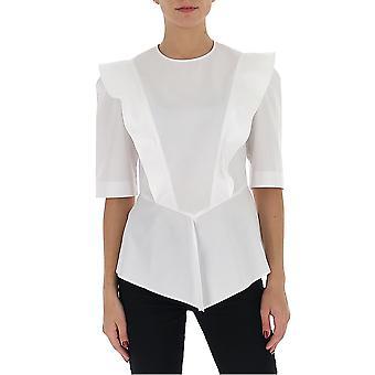 Stella Mccartney 599865sma909000 Women's White Cotton Blouse