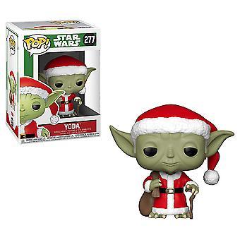 Star Wars Yoda Babbo Pop! Vinile