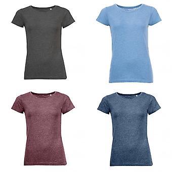 SOLS Womens/Ladies Mixed Short Sleeve T-Shirt