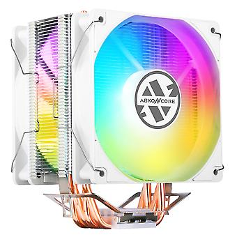 ABKONCORE CPU Cooler Coolstorm T406W Dual