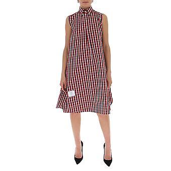 Thom Browne Fds970a06125960 Women's Multicolor Cotton Dress