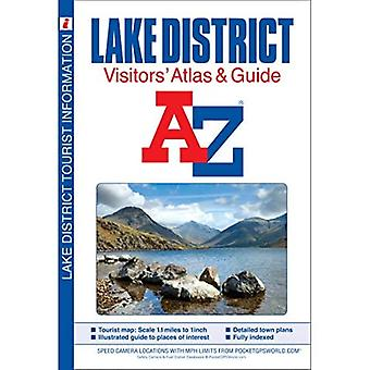Lake District Visitors' Atlas