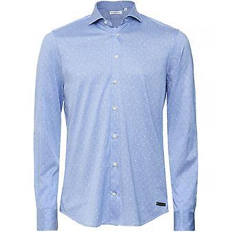 Baldessarini Jacquard Pattern Henry M Shirt