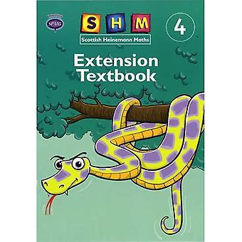 Scottish Heinemann Maths: 4 - Extension Textbook Single