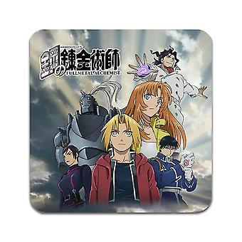 4 ST Manga Fullmetal Alkemilasinaluset