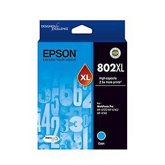 Epson 802XL DURABrite Ultra - Cyan