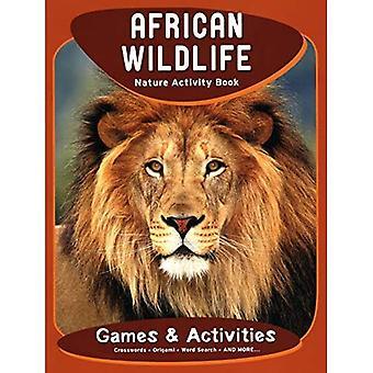 African Wildlife Nature Activity Book (Children's Nature Activity Books)