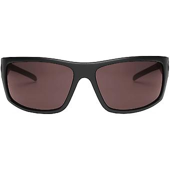 Electric California Tech One XL Sunglasses - Matte Black/Ohm+ Rose