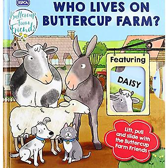 RSPCA Buttercup Farm Friends - Who Lives on Buttercup Farm? - 97817890