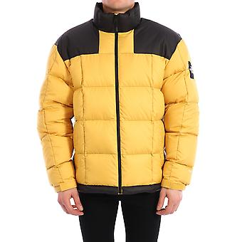 The North Face Nf0a3y23zbj1 Men's Yellow Polyester Down Jacket
