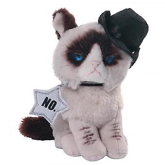 غوند غاضب القط كاوبوي