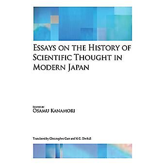 Essays on the History of Scientific Thought in Modern Japan by Kanami