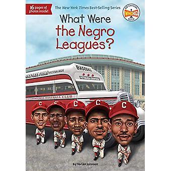 Mitä neekeriliigat olivat? mennessä Varian Johnson - 9781524789985 Kirja