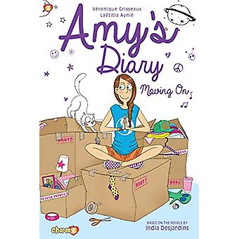 Amy's Diary - Vol. 3 - Moving On by Veronique Grisseaux - 978154580345