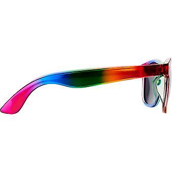 Bullet Womens/Ladies Sun Ray Rainbow Sunglasses