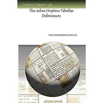 The Johns Hopkins Tabellae Defixionum by William Sherwood Fox - 97816