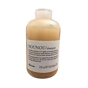 Davines Nounou-ravitseva valaisevan Shampoo 8.45 oz