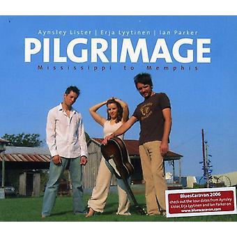 Lister/Lyytinen/Parker - Pilgrimage [CD] USA import