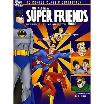All New Superfriends Hour Vol. 2-Season 1 [DVD] USA import