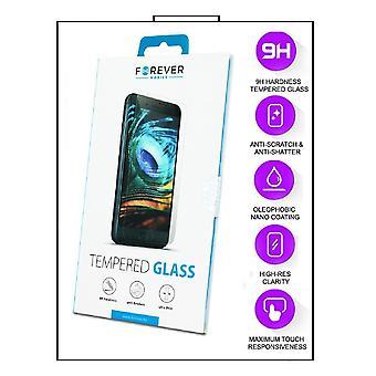 2-pakning - Motorola Moto G7 - FOREVER Herdet Glass Display Beskyttelse