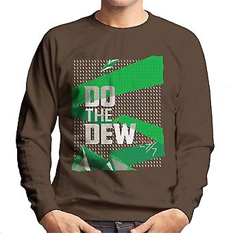 Mountain Dew Do The Dew 24 7 Men's Sweatshirt