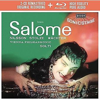 Strauss / Nilsson / Hoffman / Stolze - Salome [CD] Importaciones de EE. UU.